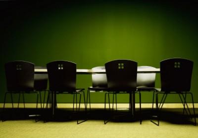 zöld iroda