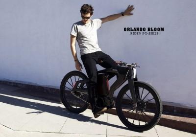 Orlando Bloom és a Black Trail