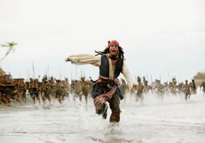 Johnny Depp,Karib-tenger kalózai