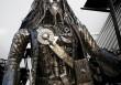Jack-Sparrow szobor