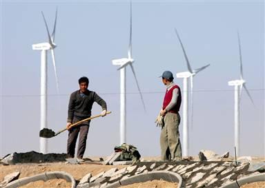kínai munkások egy építkezésen,buildaroo.com