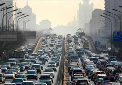 Forgalmi dugó Kínában