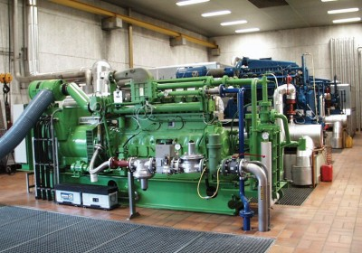 jenbacher motor
