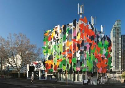 A Pixel Building Melbourne-ben