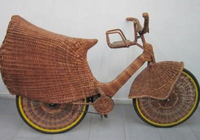 A fonott bicikli