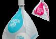 A Tip 200-250 ml-es, és akár hátizsákra is akasztható