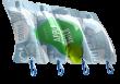 A Tipack a családi kiszerelés, összesen 1 liter, és szintén felakasztható