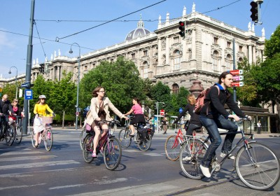 Velo City 2013_Vienna_Cycling_City_© Peter Provaznik
