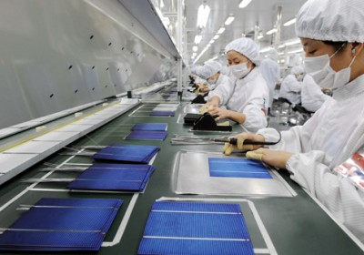 China to improve renewable energy financing