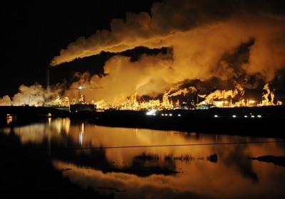 CANADA-ENVIRONMENT-ENERGY-OIL-GREENPEACE