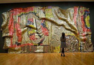 Művészi újrahasznosítás