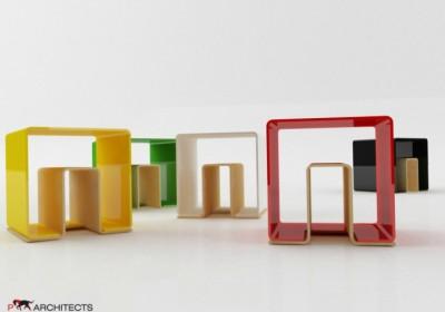 UN STOOL bútor