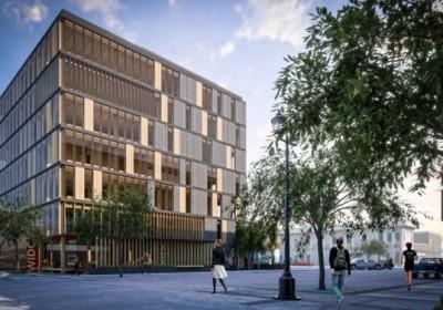 Wood innovation Design Center