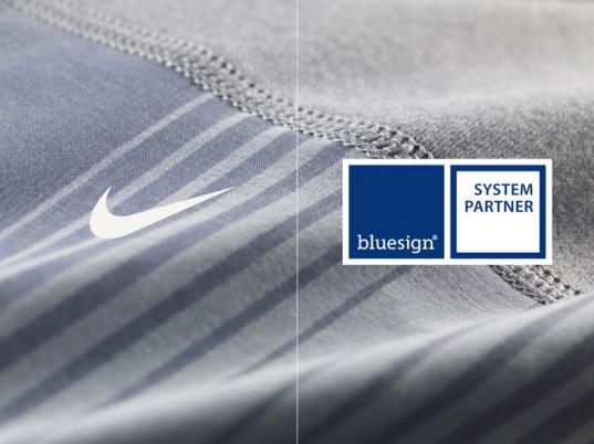 Nike GS: focicsuka ricinusmagból és újrahasznosított