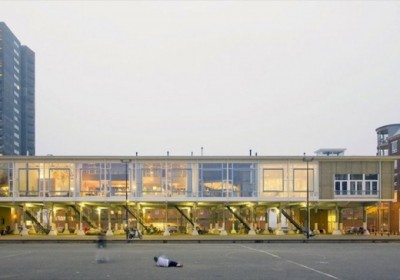 Mark Koehler által átalakított épület