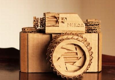Karton Nikon