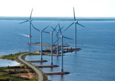 PVO:n tuulivoimalapuisto