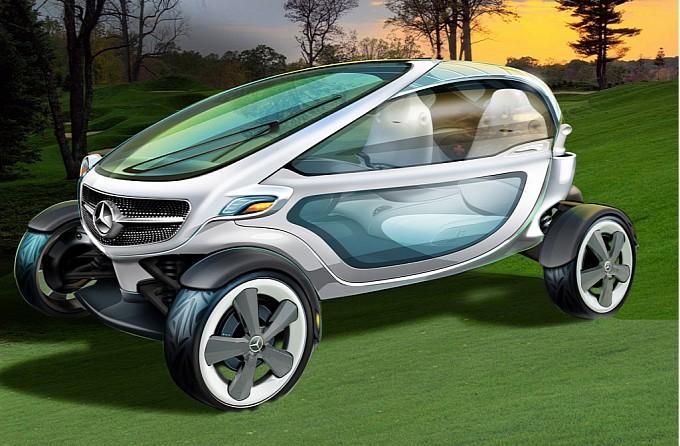 Mercedes Vision