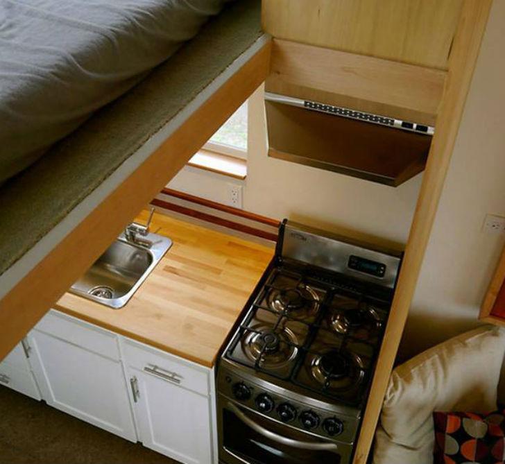 Lakókocsiból mini-otthon