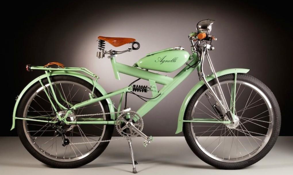 Agnelli Bikes – a vintage stílus kedvelőinek