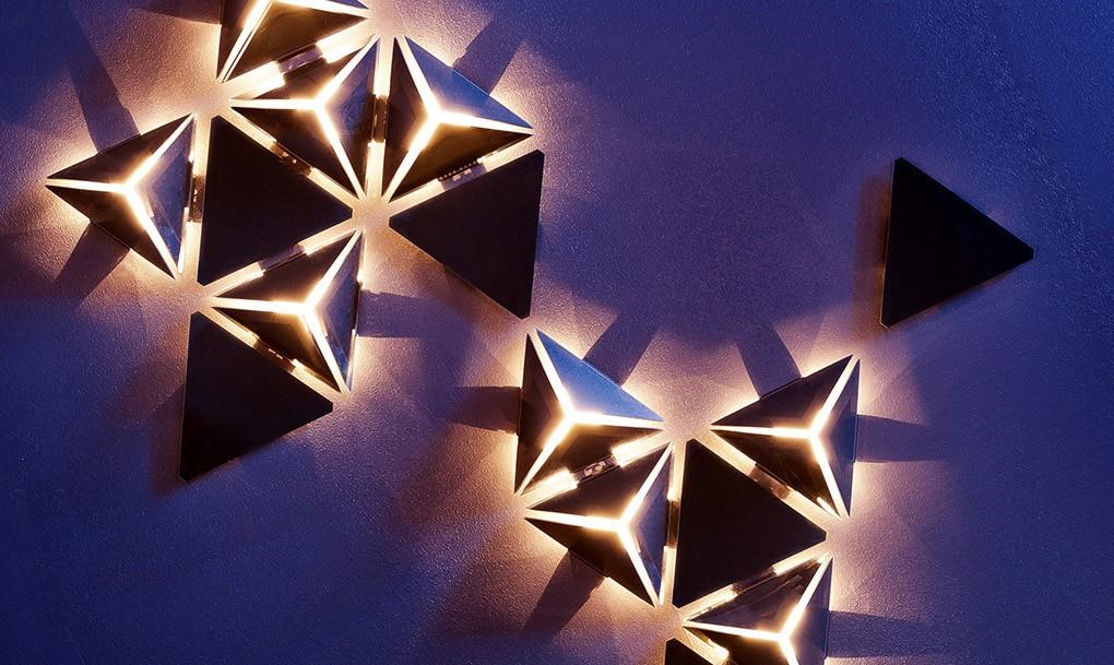 LightGarden – egy absztakt világítás otthonra