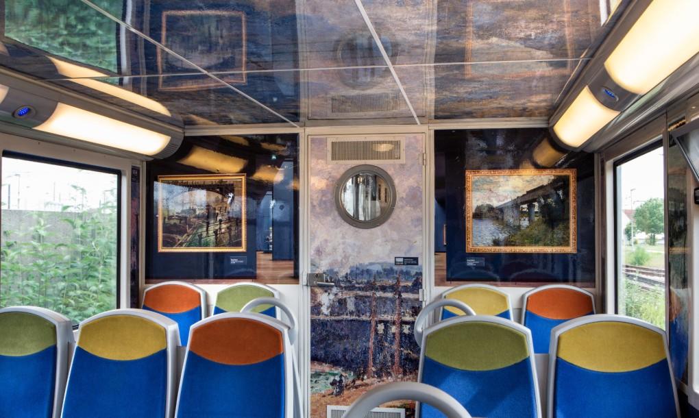 Impresszionista vonatok Franciaországban