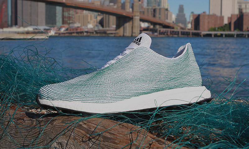 Hulladékból Tisztajövő Cipője Adidas Az Készített Óceáni qMpUzVGS