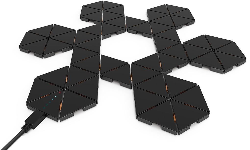 Teljesen összecsukható, hordozható napelemes töltő
