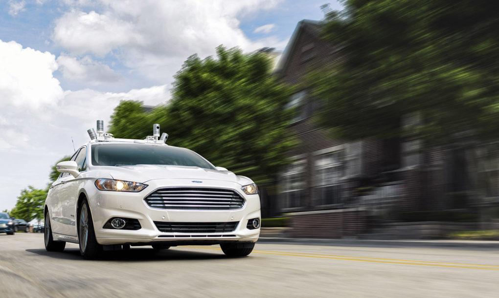 A Ford önvezető autójából hiányozni fog egy-két dolog