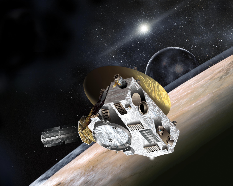 """Mi rejtőzhet a Pluto """"szívében""""?"""