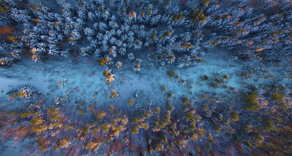 A 10 legjobb drón fotó 2016-ból