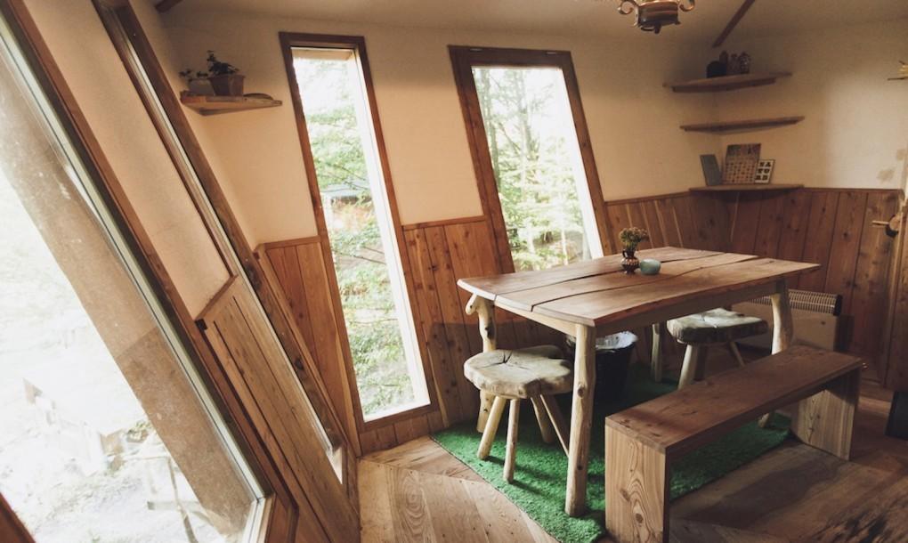 Elképesztő faház szálloda Németországban