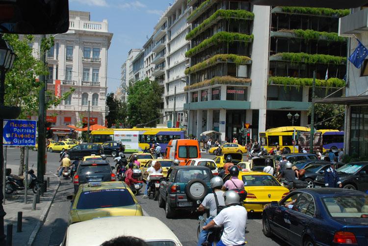 Négy város betiltaná a dízelmotoros autókat