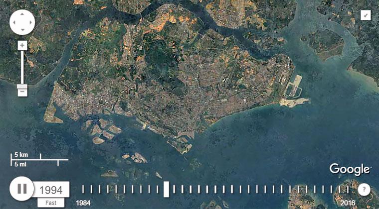 Muholdas Idoutazas A Google Earth Segitsegevel Tisztajovo