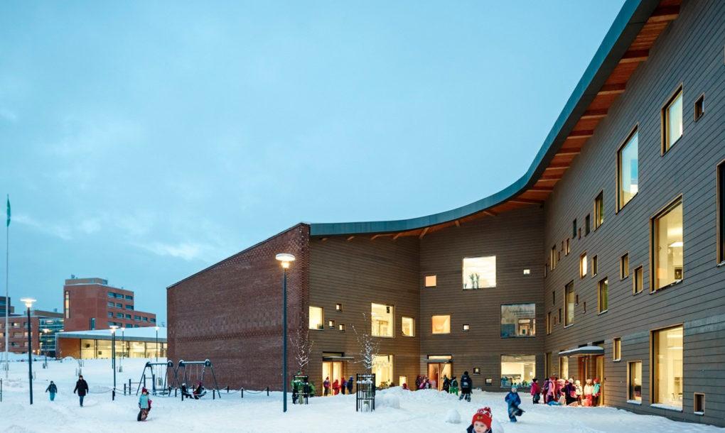 Falak nélküli iskolát építenek Finnországban