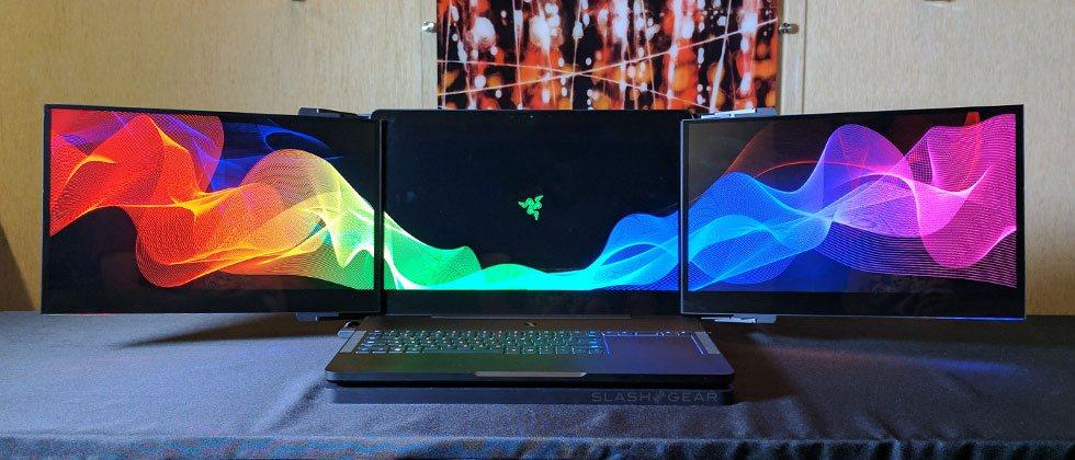 A Rezer új gaming laptopja az idei CES sztárja