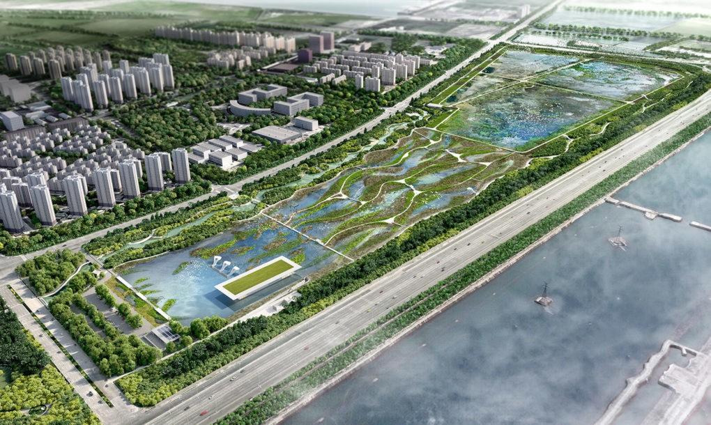 Madár repülőtér épül Kínában
