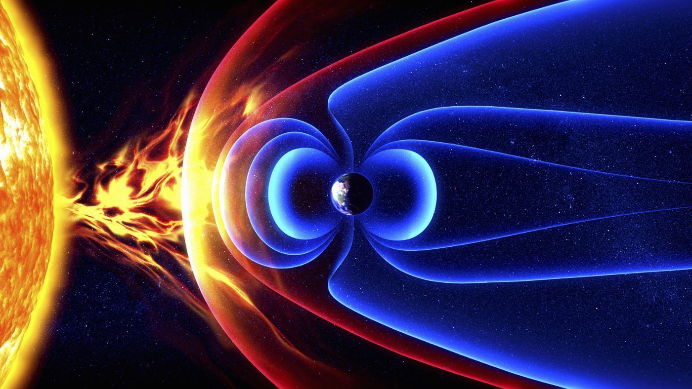 A Föld mágneses mezeje hamarosan felcserélődhet