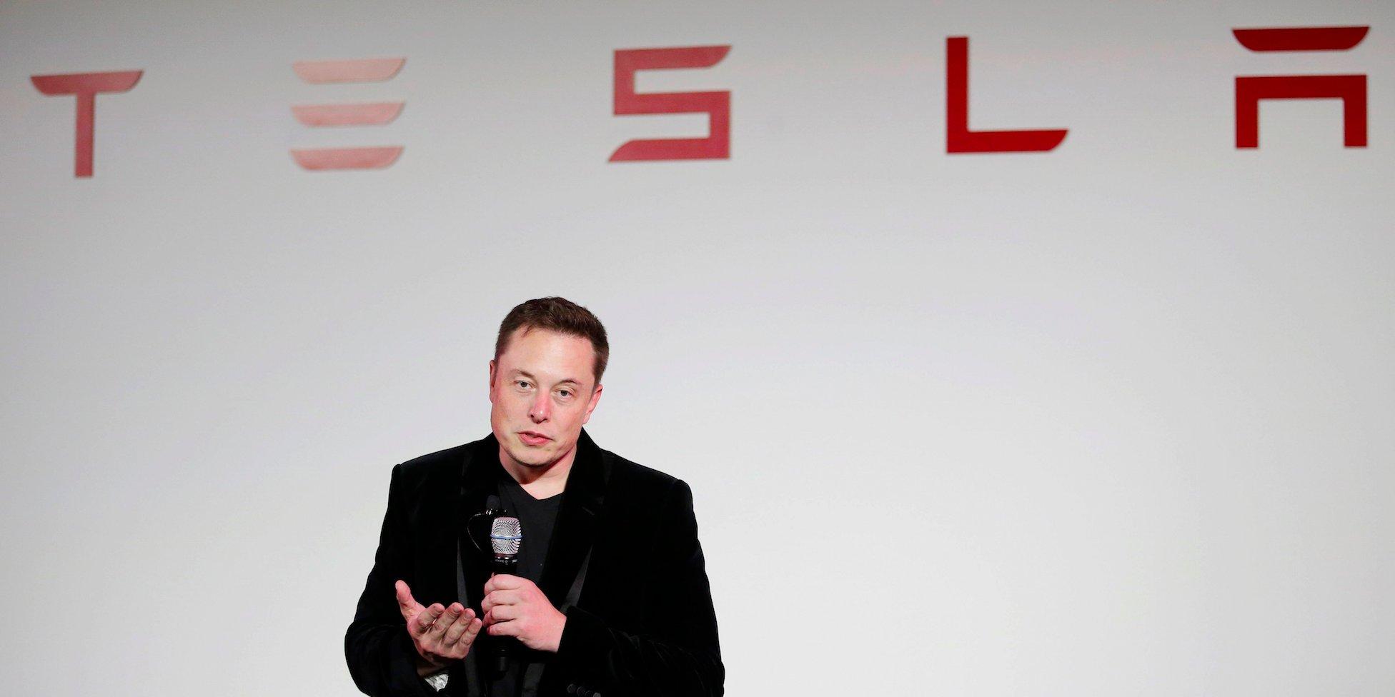 Tesla 2017