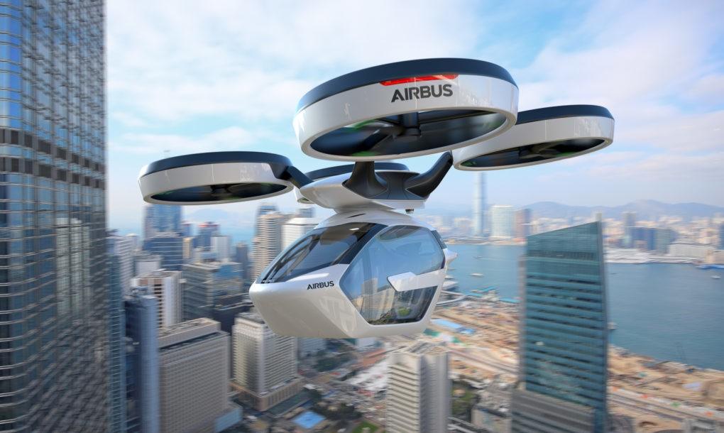 Így képzeli el a jövő személyszállítását az Airbus és az Italdesign