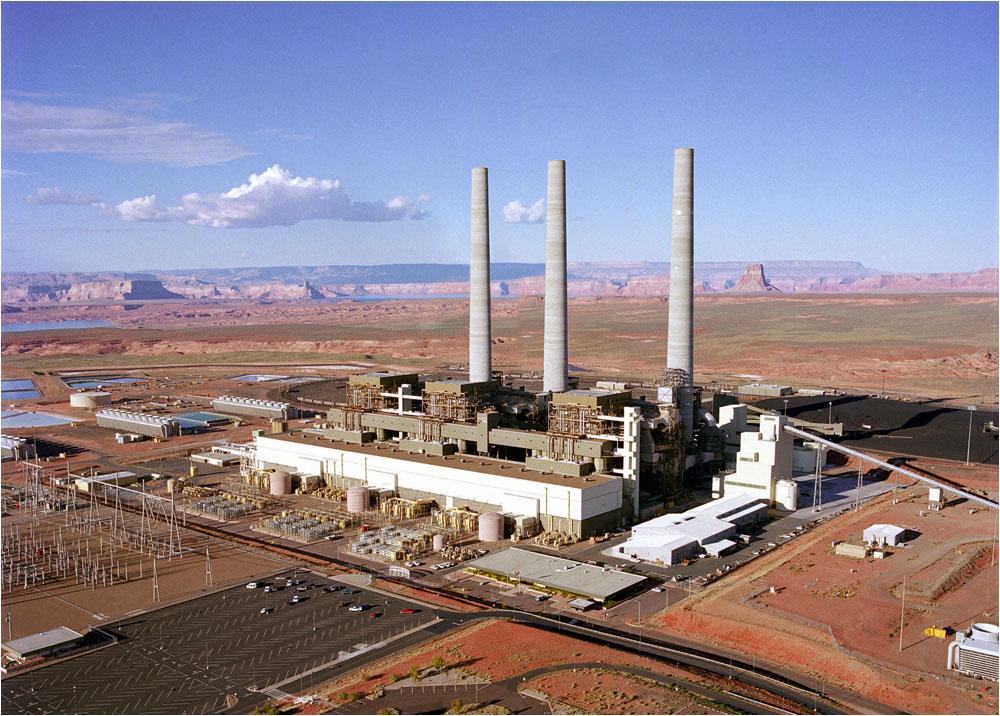 Idő előtt zár be az USA egyik legnagyobb szénerőműve