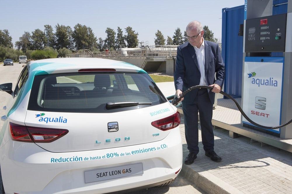 A SEAT és az Aqualia újítása: szennyvízből üzemanyag