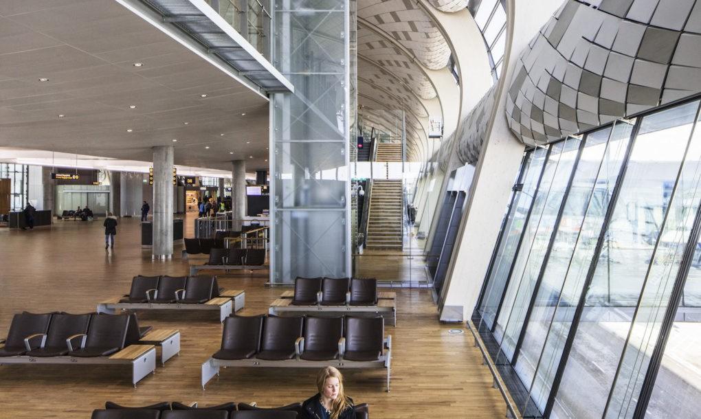 Megnyílt Oslóban a világ legzöldebb repülőtere