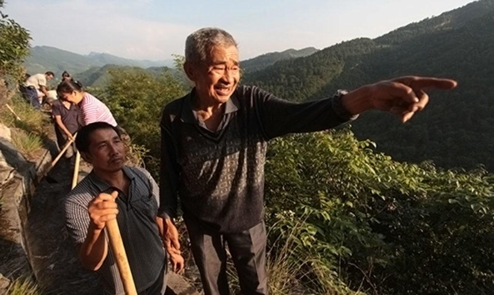 36 éven át dolgozott, hogy legyen víz a falujában