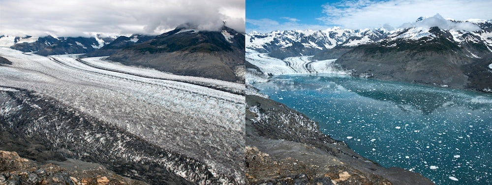 Ezekkel a képekkel bárkit meggyőzhet a klímaváltozás valódiságáról