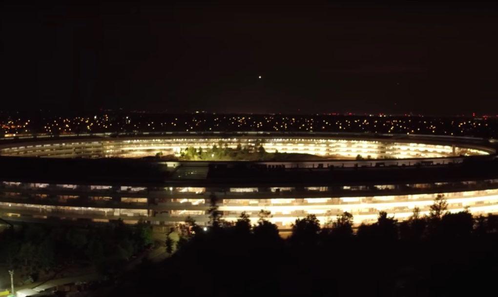 Videó a hamarosan elkészülő Apple Park-ról