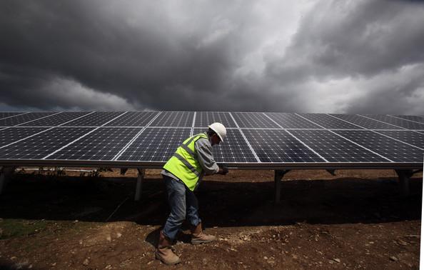 Az USA napenergia iparában rengetegen dolgoznak
