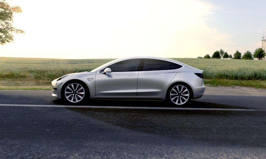 Kiszivárogtak a Tesla Model 3 specifikációi?