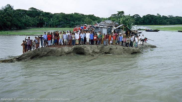 2100-ra a világ népességének háromnegyede kerülhet veszélybe a klímaváltozás miatt