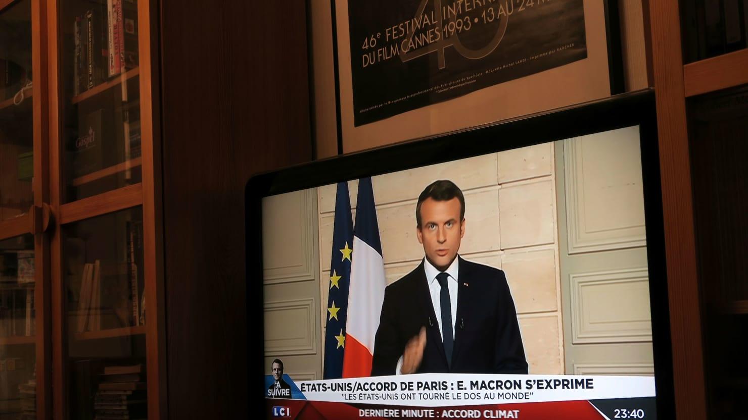 Hivatalos: Az USA kilép a párizsi klímaegyezményből